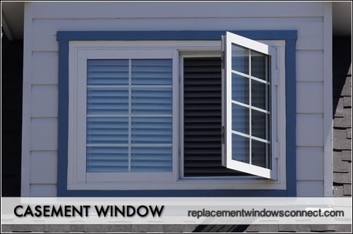 Replacement windows casement replacement windows prices for Replacement casement windows