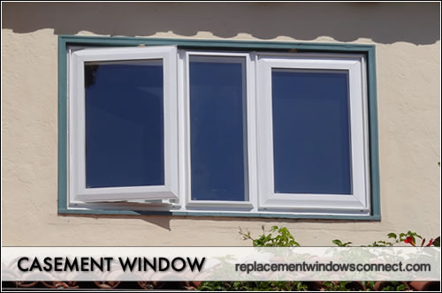 Casement window replacement casement window for Replacement casement windows