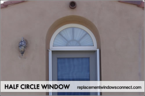 Half Circle Windows
