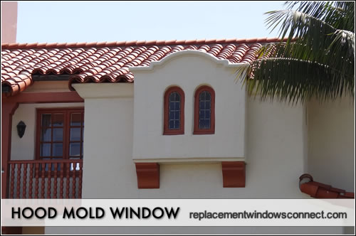 hood mold window
