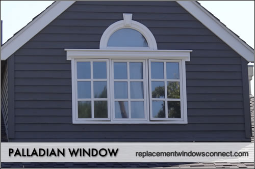 palladian windows